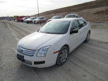 2008 Ford Fusion Passenger Car