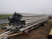 6'' Irrigation Pipe