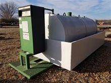 JL Houston B2000-64-7UL Fuel Ta