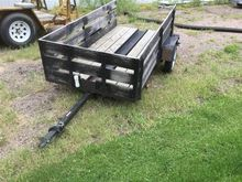2008 Carry- On Utility Trailer