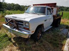 1988 Dodge Ram 3500 4x4 Truck w