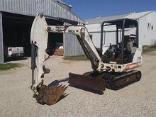 2003 Bobcat 334 Mini Excavator