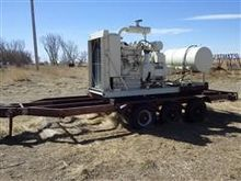 Used 100 KW Portable
