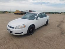 2007 Chevrolet Impala Police 4