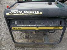 John Deere G4400K Gas Generator