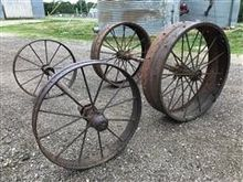 Antique John Deere 2408 Steel W