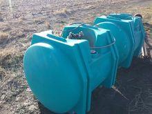 Tank With 12 Volt Pump