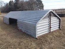 Mack Steel Warehouse Calf Shelt