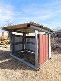 Shop Built Livestock Shelter