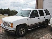 1998 GMC Yukon SLE 4 Door 4WD S