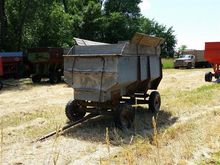 Flare Box Harvest Wagon