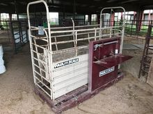 Paul 24-2400 Livestock Scale
