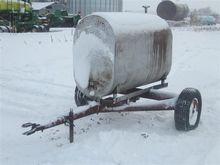 Shop Built Power Unit Fuel Tank