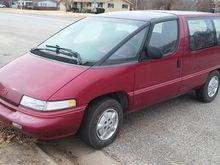 1992 Chevrolet Lumina APV LT Mi