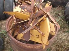 Steel Tractor Rims and Shovel O