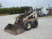 Bobcat 825 Skid Steer