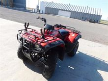 2002 Honda TRX350  Rancher ATV