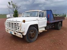 1976 Ford F600 Dump Truck