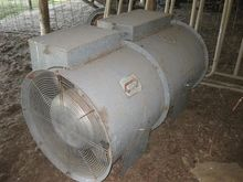 MFS Grain Bin Aeration Fan and