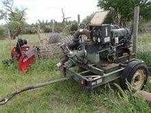 Deutz F3l912 Portable Pump