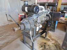 Isuzu 6BG1T Power Unit