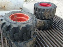 31x15.5-15 NHS Skid Steer Tires