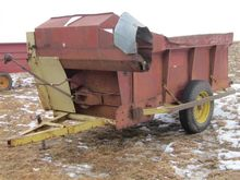 Shuler Feeder Wagon