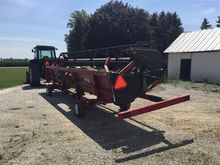 1986 Case IH 1020 Grain Head