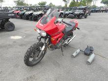 1992 Yamaha TDM850 Motorcycle