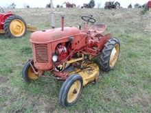 1951 Massey Harris Pony 2WD Tra