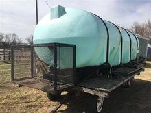 Truck Bed w/Tank