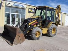 1999 Caterpillar 420D IT Loader