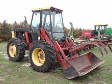 1990 Versatile 276 4WD Tractor/