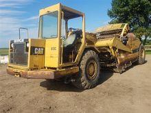 Caterpillar 613C 11 Yard Scrape