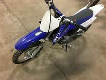 2013 Yamaha TTR 110E Dirt Bike