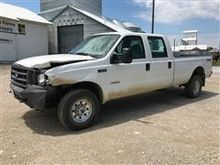 2003 Ford F250 Super Duty 4X4 C
