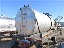 Used 2500 Gallon Sta