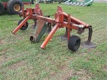 4 Shank Balzer Manure Plow