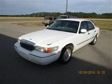 1999 Mercury Marquis 4 Door Sed