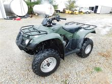 2007 Honda Recon 250 ATV