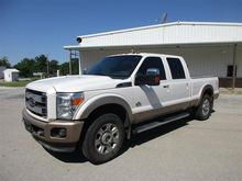 2012 Ford F-250 King Ranch Supe