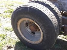 10.00 - R 20 Truck Tires And Ri
