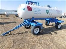 1971 Beaird Anhydrous Tank