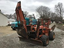Ditch Witch R40G 4x4 Trencher B