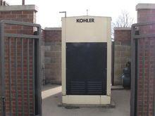 2002 Kohler 80RZG Power System