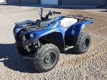 2014 Yamaha Grizzly 550 ATV