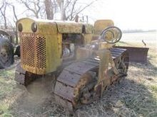 1957 Oliver OC4 Crawler Tractor