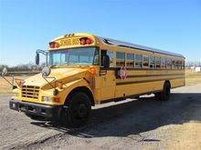 2005 BlueBird School Bus