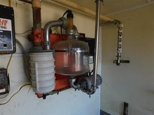 Surge Milking Machine