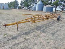 Homemade 5 Bale Hay Wagon